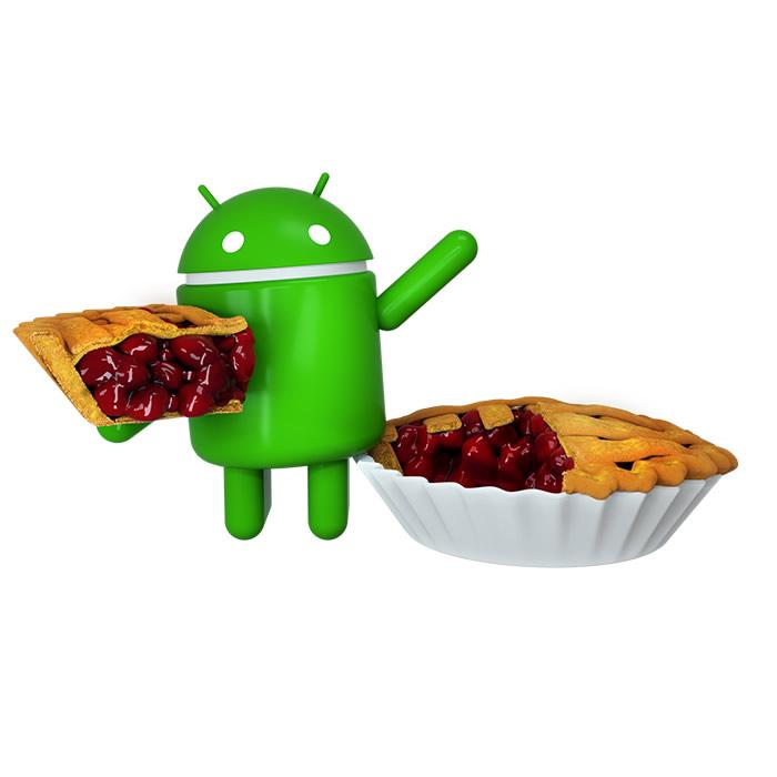 Android™ 9 Pie Beta