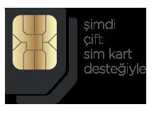 Dual SIM Desteği